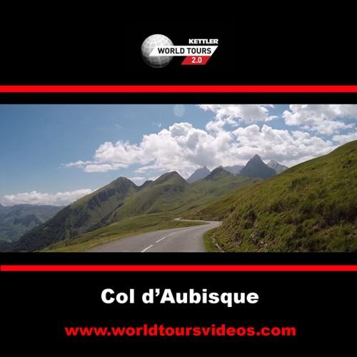 Col de l'Aubisque - Laruns - France - Kettler World Tours Videos DVD