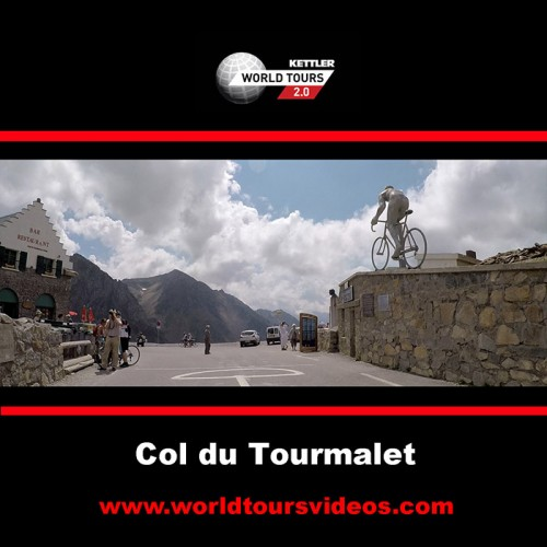 Col du Tourmalet - Campan - France - Kettler World Tours Videos DVD