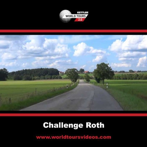 Challenge Roth - Germany - Kettler World Tours Videos DVD