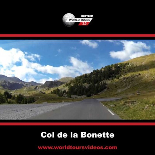 Col de la Bonette - France - Kettler World Tours Videos DVD