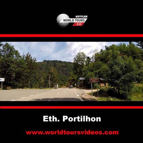 Eth. Portilhon - France - Kettler World Tours Videos DVD