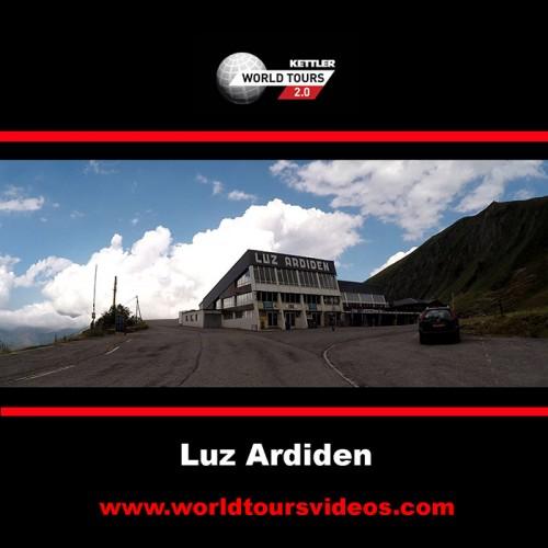 Luz Ardiden - France - Kettler World Tours Videos DVD
