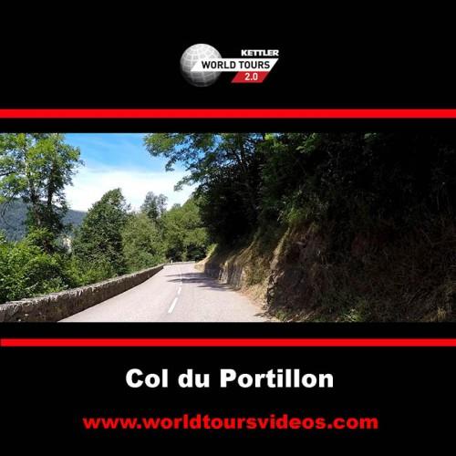 Col du Portillon - France - Kettler World Tours Videos DVD