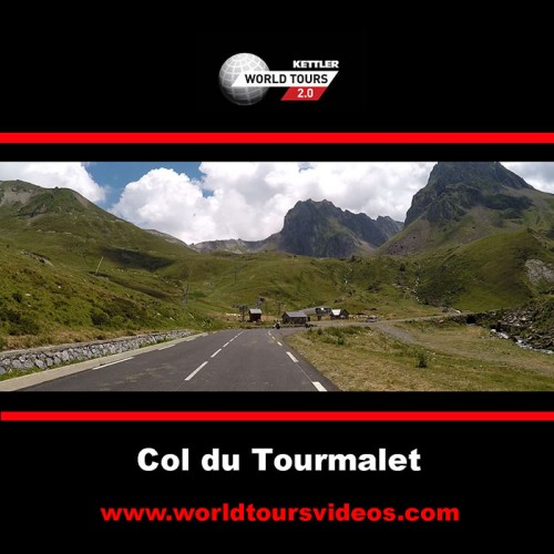 Col du Tourmalet - Luz St. Saveur - France - Kettler World Tours Videos DVD
