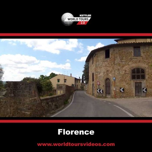 Florence - Italy - Kettler World Tours Videos DVD