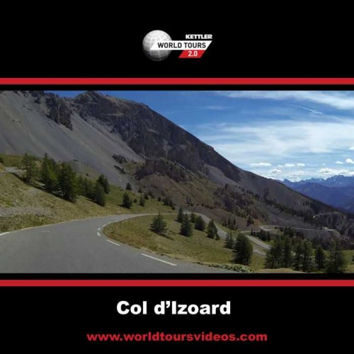 Col d'Izoard - Briançon - France - Kettler World Tours Videos DVD