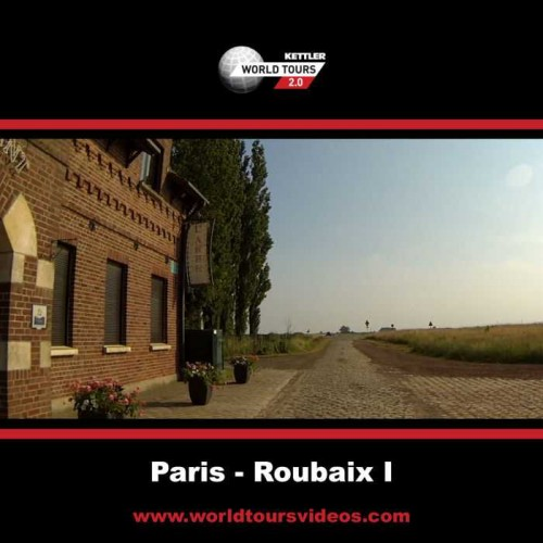 Paris - Roubaix I - Kettler World Tours Videos DVD