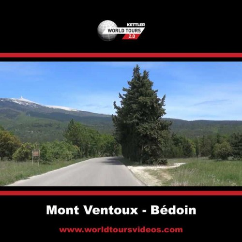 Le Mont Ventoux - Bédoin - France - Kettler World Tours Videos DVD