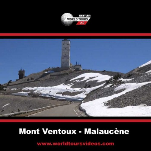 Le Mont Ventoux - Malaucène - France - Kettler World Tours Videos DVD