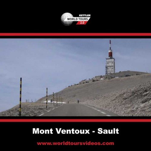 Le Mont Ventoux - Sault - France - Kettler World Tours Videos DVD