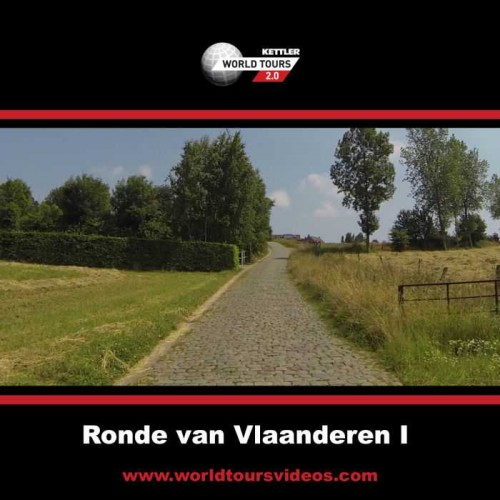 Tour de Flanders (2 DVD) - Kettler World Tours Videos DVD
